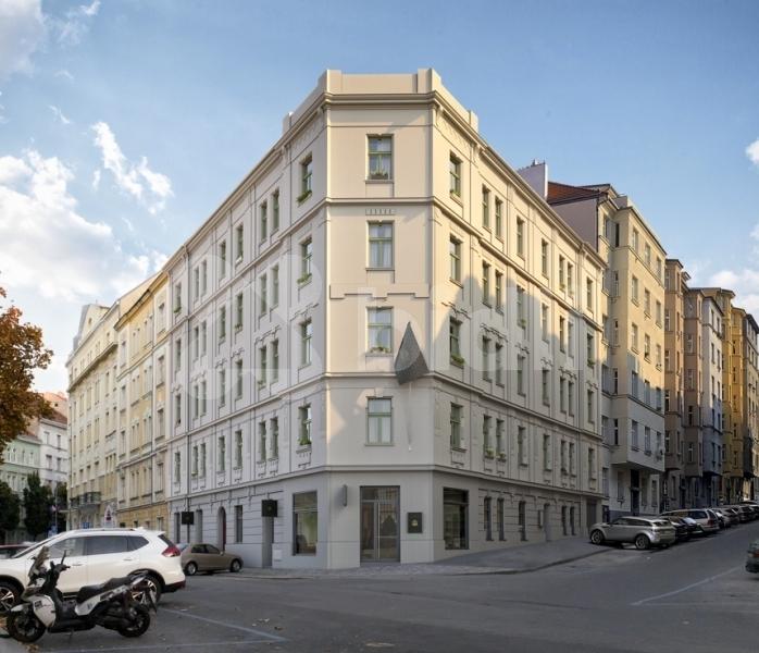 Byt 2+kk na pronájem, Praha 3 (Žižkov)