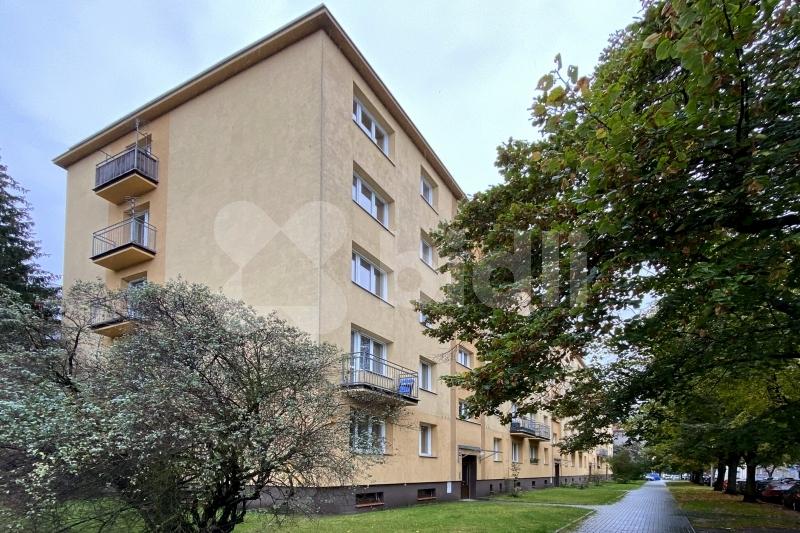 Prodej, byt 2+1, 54m2, Táborská ul. Plzeň