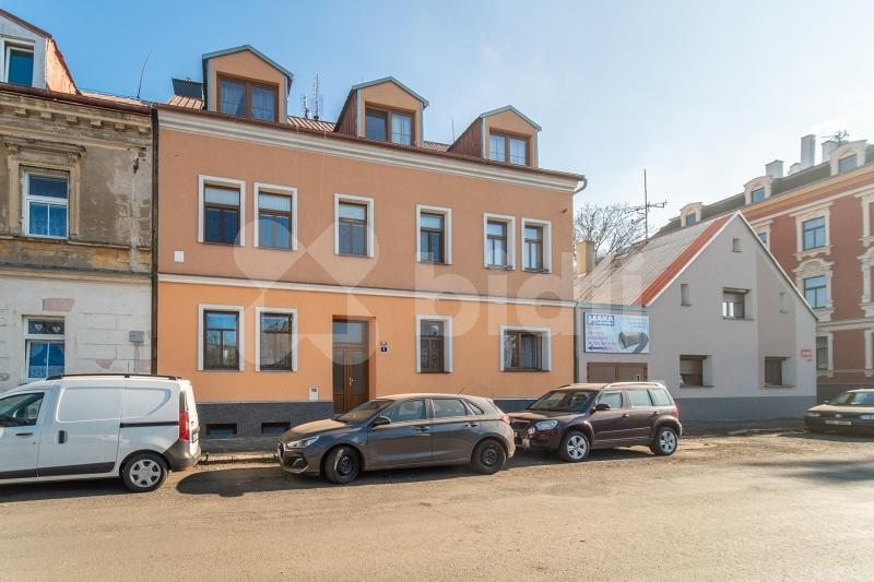 Exkluzivní prodej byt 2+1, 61 m2, Karlovy Vary