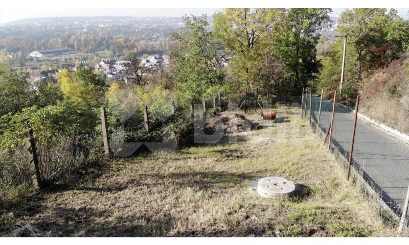 Prodej pozemku o výměře 363 m2 - Praha 7 Troja