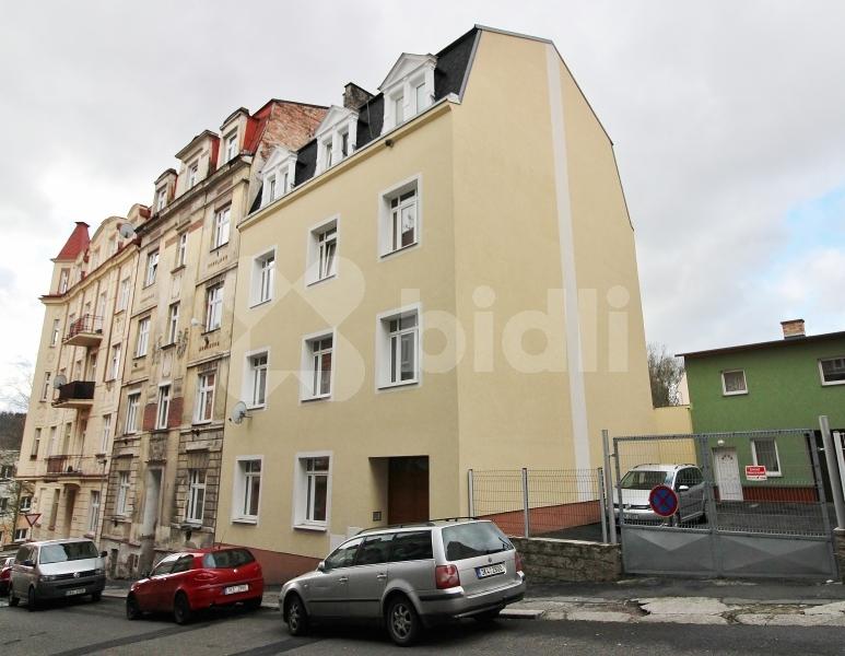 Byt 2+1 na pronájem, Karlovy Vary (Rybáře)