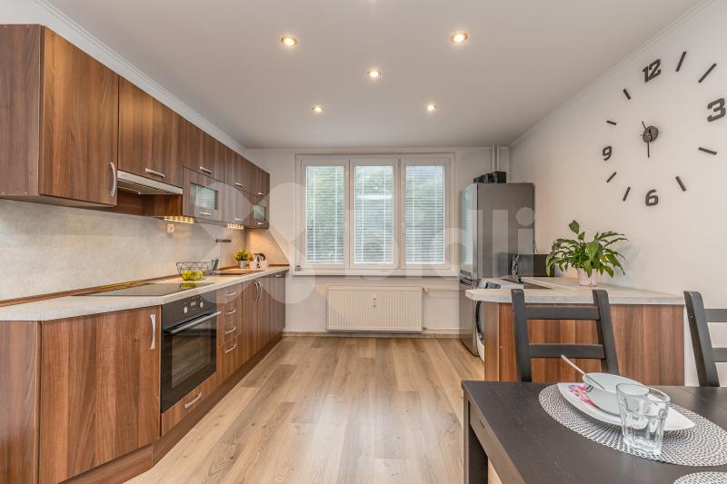 Prodej zrekonstruovaného bytu 2+1, 53m2