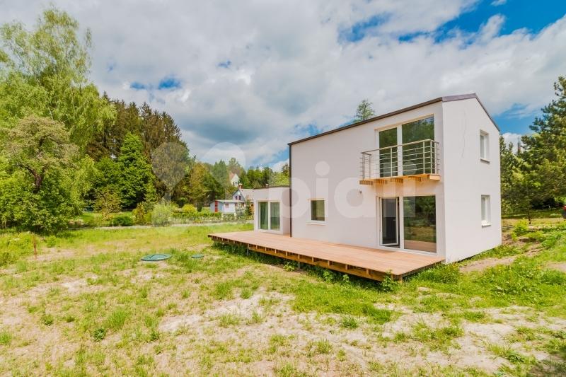 Prodej, RD 88 m2,terasa 37 m2, pozemek 853 m2, Chrastava, okr. Liberec