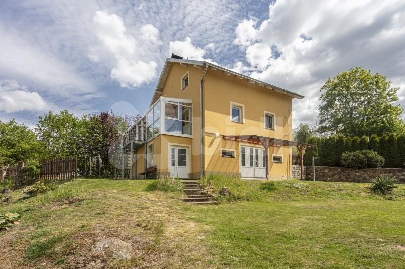 Prodej rodinného domu 165m2, pozemek 2224m2