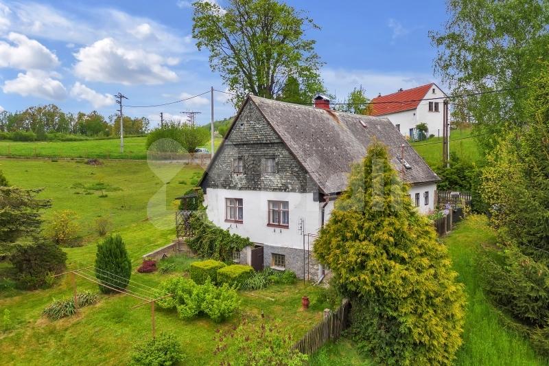 Prodej domu, Krásná Studánka, Liberec