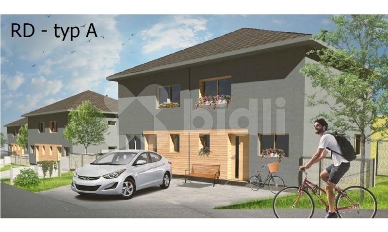 Novostavba rodinného domu 4+KK, Kladno - Švermov
