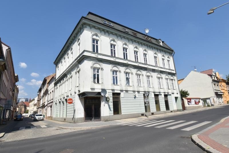 Prodej administrativní budovy, 1367 m2, Chomutov