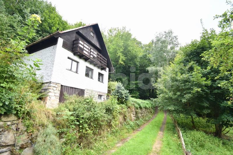Prodej chaty 75 m2, Boč