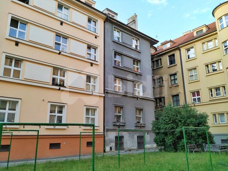 Byt 1+1 na prodej, Písek (Pražské Předměstí)