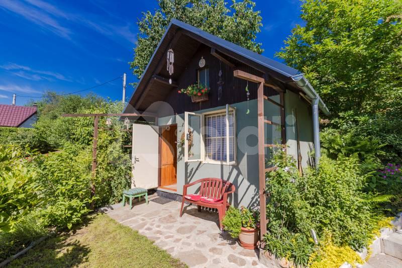 Prodej chata 18 m2, pozemek 599 m2, Tachov