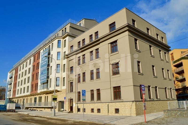 Byt 1+kk na prodej, Praha 7 (Holešovice)