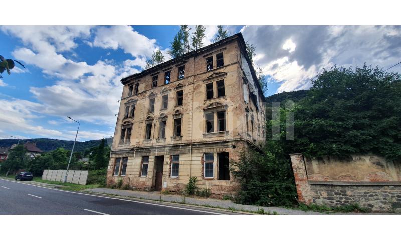 Prodej bytového domu 1250m2