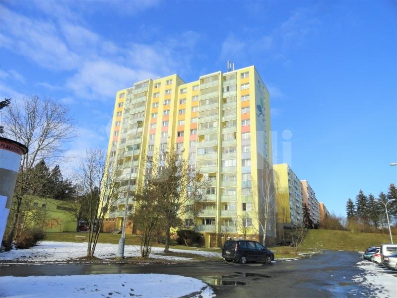 Prodej bytu 4+1 s lodžií v Plzni - Bolevci
