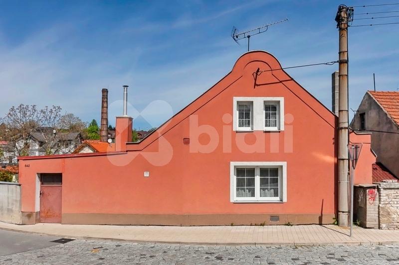 Rodinný dům v historickém centru Kladna -