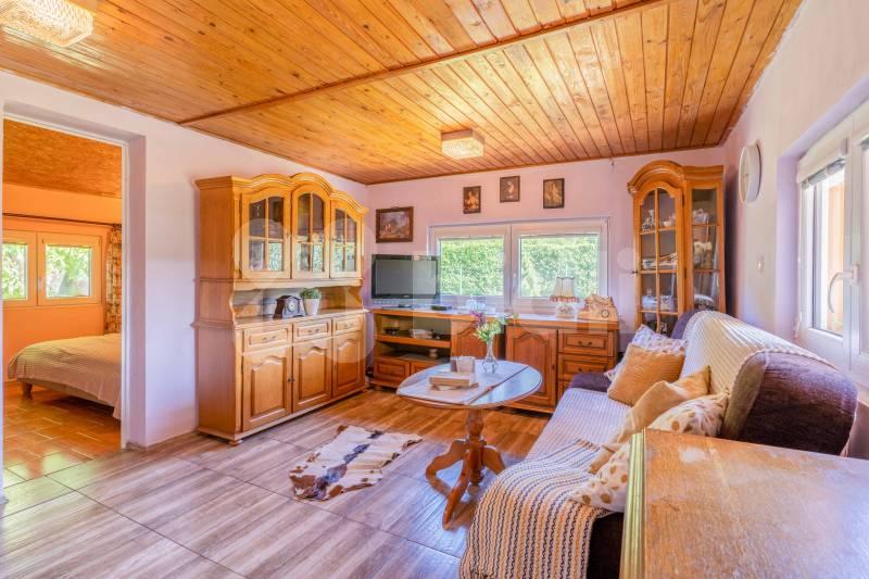 Prodej, dům 44 m2, pozemek 1075 m2, Svádov, Ústí