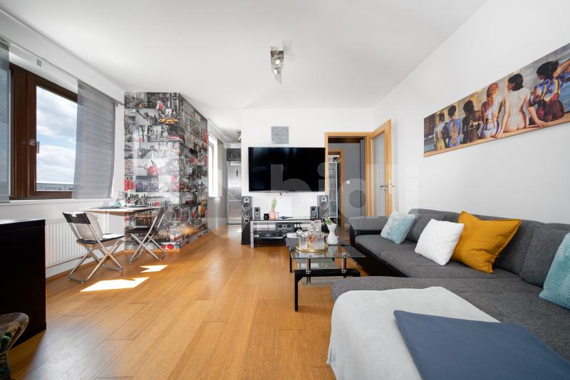 Prodej byt 2+kk, 44 m2, Praha 8 - Nové Chabry
