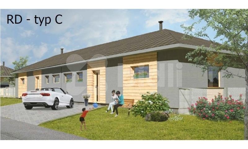 Novostavba rodinného domu 3+KK, Kladno - Švermov