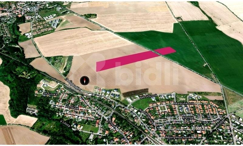 Prodej, pozemek o výměře 26 349 m2, Praha - 10 Kolovraty