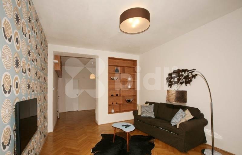Byt 3+1 na prodej, Praha 7 (Holešovice)
