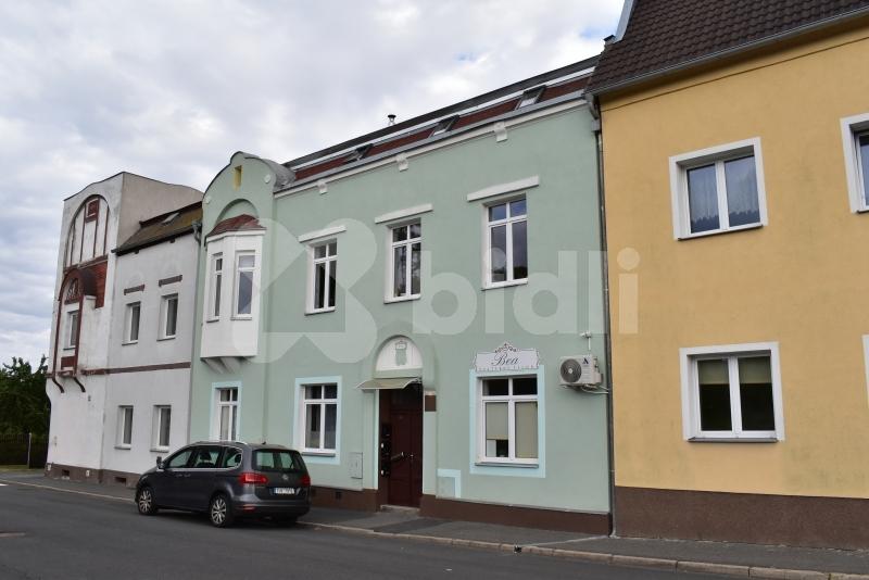 Prodej RD, Jirkov ul. Mostecká