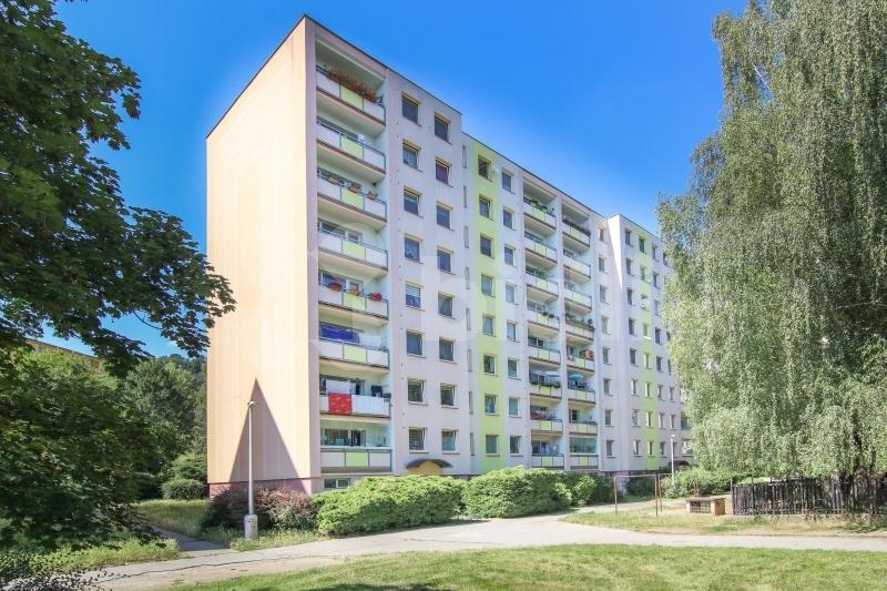 Prodej, byt 2+1, Krásné Březno, ul. Žežická