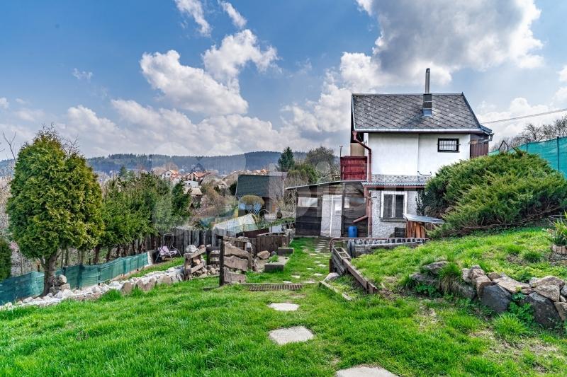 Prodej zděné chaty 40m2
