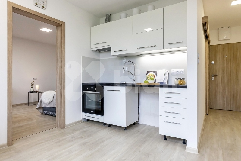 Prodej bytu 1+1, 39 m2, Frýdlant