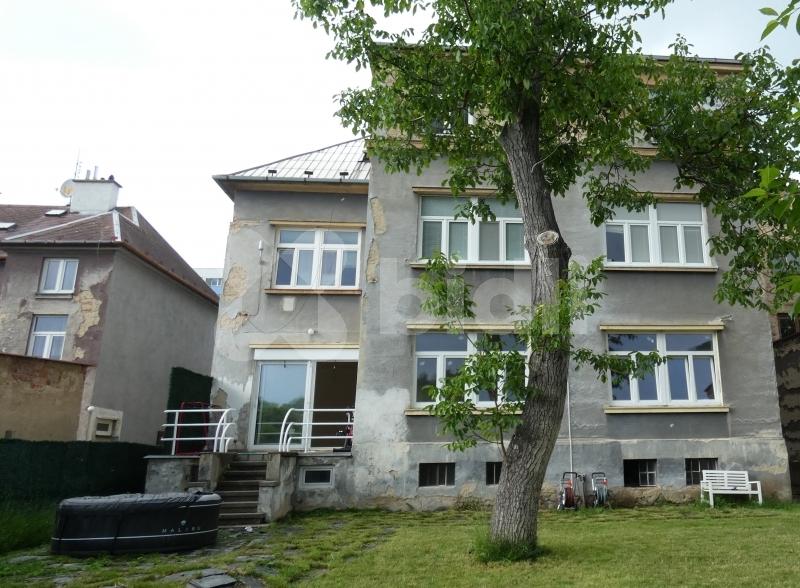 Prodej byt 2+1 se zahradou 56m2, Krnov Opavská