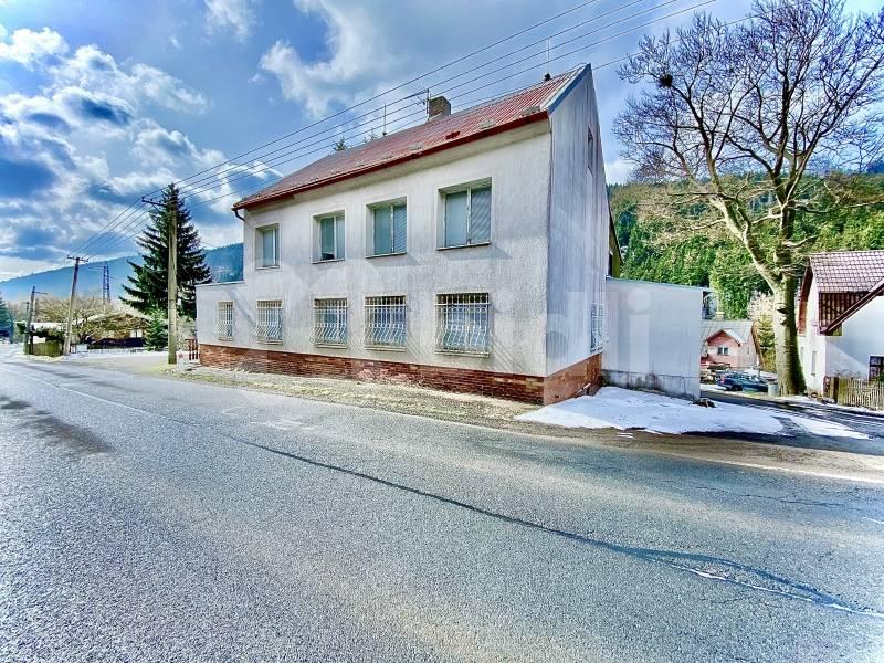 Prodej rodinného domu 380m2