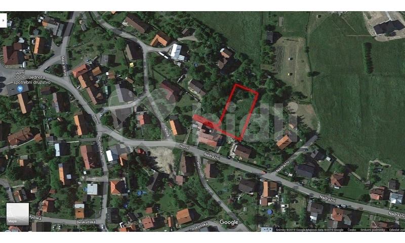 Pozemek pro bydlení na prodej, Mořkov