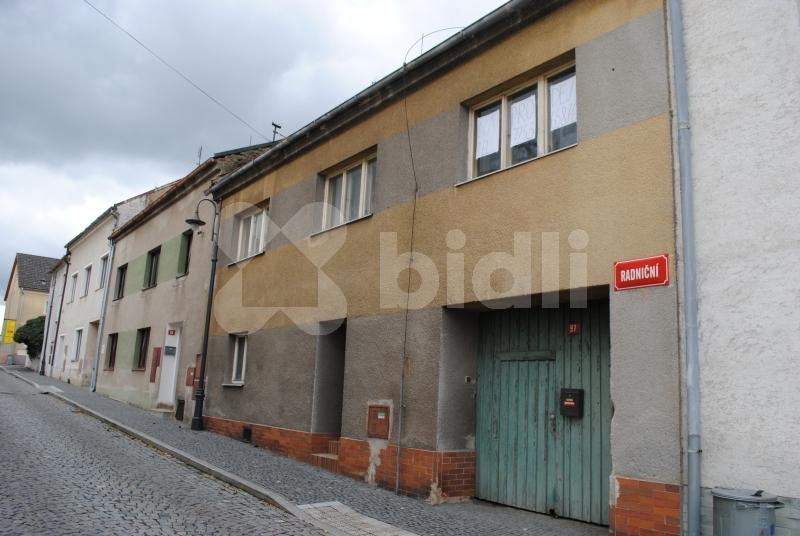 Prodej rodinný dům 200 m2, pozemek 500 m2, Toužim