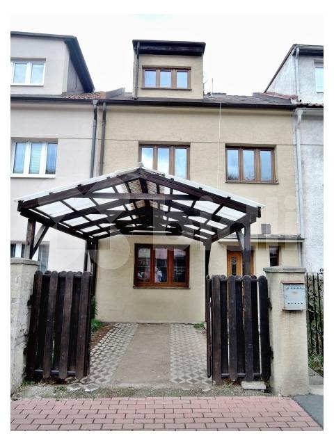 Prodej rodinný dům 160m2, pozemek 231, Odlehlá, Praha 9 - Vysočany