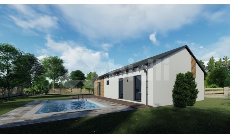Prodej domu 4kk, 103m2 na klíč