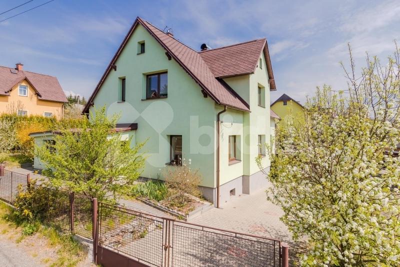 Prodej RD,193 m2, pozemek 666 m2, Machnín XXXIII, Liberec
