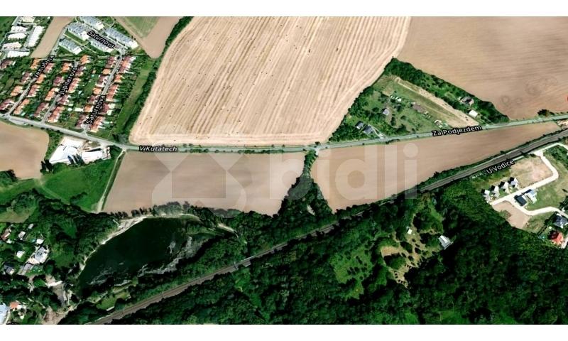 Prodej, pozemek pro bydlení 7112 m2, Praha - 10 Kolovraty