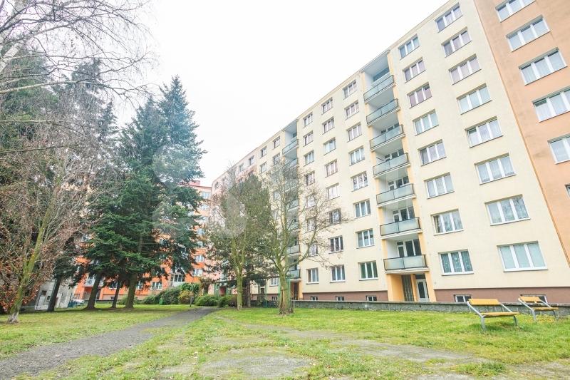Exkluzivní prodej byt 2+1, 63 m2, Karlovy Vary