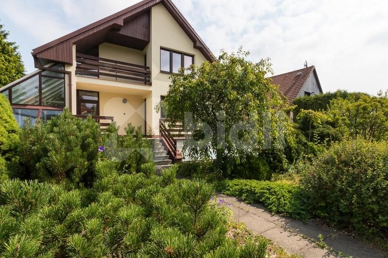 Prodej rodinného domu 316 m2 Horní Počernice,